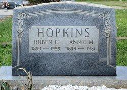 Ruben/Reuben Earl Rube Hopkins