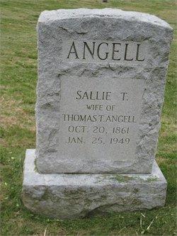 Sallie T Angell