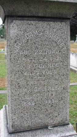 Emma L.L. <i>Greenleaf</i> Bartlett
