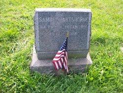 Pvt Samuel Hartshorne