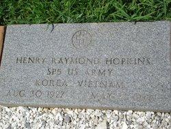 Henry Raymond Hopkins