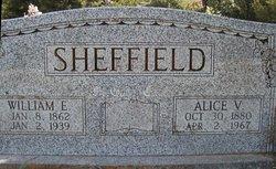 Alice Valeria <i>Tigert</i> Sheffield