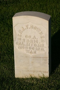Howard Benjamin F. Downen