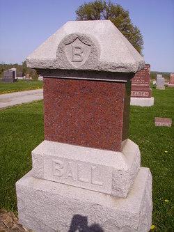 Alonzo Conrad Ball