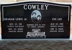 Eva <i>Lee</i> Cowley