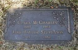 Clara Charles