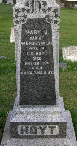Mary Jane <i>Reynolds</i> Hoyt
