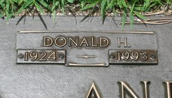 Donald H Anderson