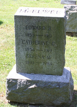 Catherine <i>Glass</i> McElwee