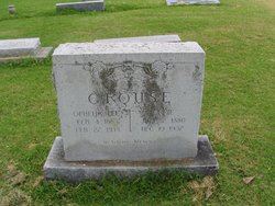 Ophelia Lee <i>Richardson</i> Crouse