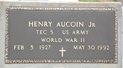 Henry Aucoin, Jr