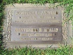 Josefina L Adalid