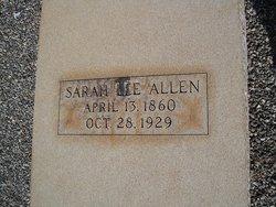 Sarah Lee Allen