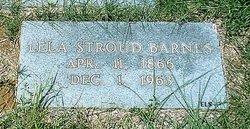 Lela <i>Stroud</i> Barnes