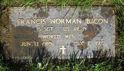 Francis Norman Bacon