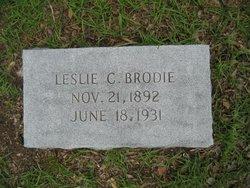 Leslie C. Brodie