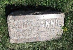 Fannie Bowles