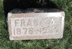 Frank A Bowles