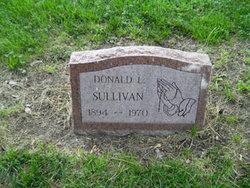 Donald L. Sullivan