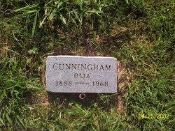 Olia <i>Houston</i> Cunningham