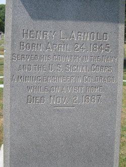 Henry L Arnold