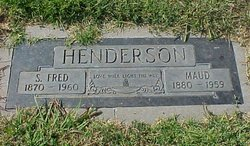 Samuel Fred Henderson