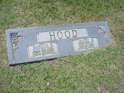 Jessie Maye <i>Phillips</i> Hood