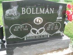 Betty Romaine <i>Scott</i> Bollman