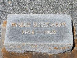Marie E. C. Mary <i>Gohmert</i> Eckhardt