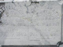 Karl/Carl Frederick Caesar <i>Caesar</i> Eckhardt