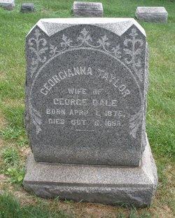Georgianna <i>Taylor</i> Dale