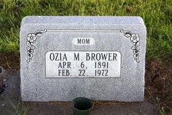 Ozia M. Brower
