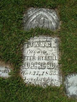 Jane <i>Shryock</i> Hyskill