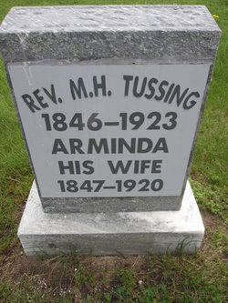 Rev Manuel Hiestand Tussing