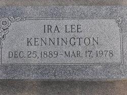 Ira Lee Kennington
