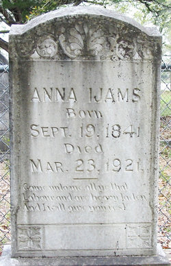 Nancy Anna Ijams
