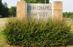 Zions Chapel Cemetery