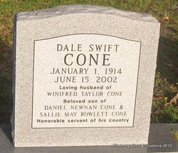 Dale Swift Cone
