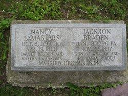Nancy <i>Lemasters</i> Braden