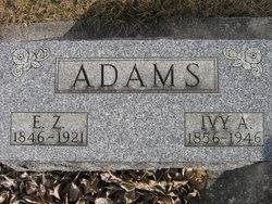 Angeline Ivy <i>Hartin</i> Adams