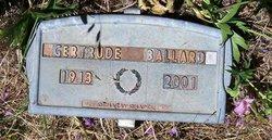 Gertrude Ballard