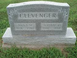 Anna May <i>Mellon</i> Clevenger