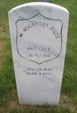 Pvt William Augustus (Gus) Dilts