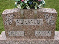 Laverne E <i>Egbert</i> Alexander