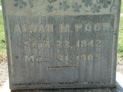Alvan Mansfield Poor