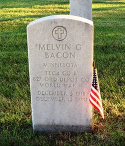 Melvin George Bacon