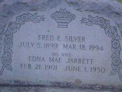 Fred Edwin Silver