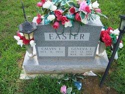 Geneva L. <i>Lowery</i> Easter