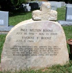 Paul Milton Boone