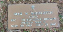 Max H. Whitlatch